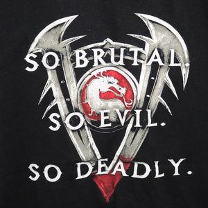 Mortal Kombat Deadly Alliance Gamer Shirt Midway